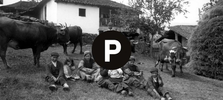 Presentación en Navelgas de «La casa» d'Elías Veiga