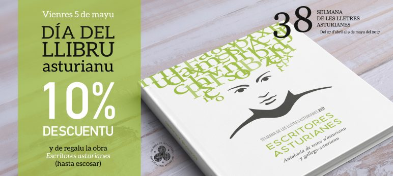 Día del llibru y el discu n'asturianu 2017
