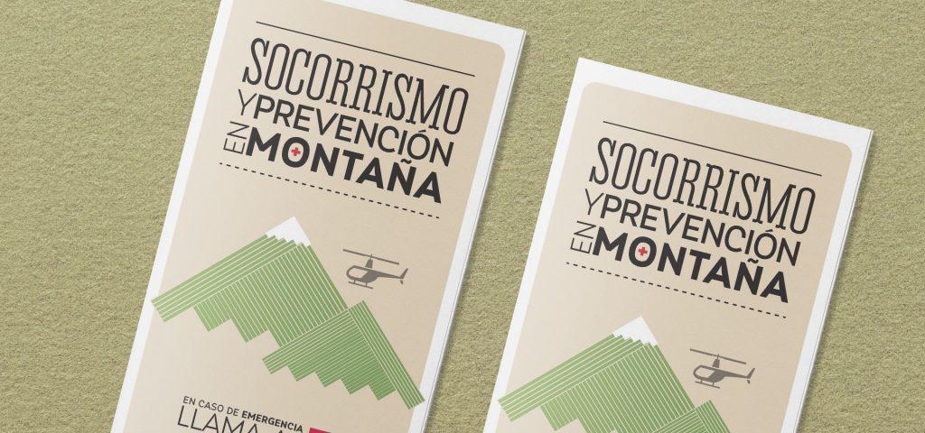 Socorrismo y prevención en montaña Cruz Roja