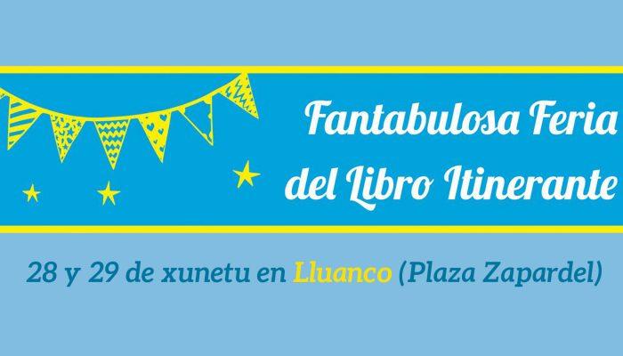 Fantabulosa Feria del Llibru de Lluanco