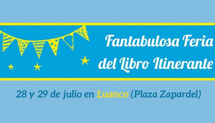 Fantabulosa Feria del Libro de Luanco