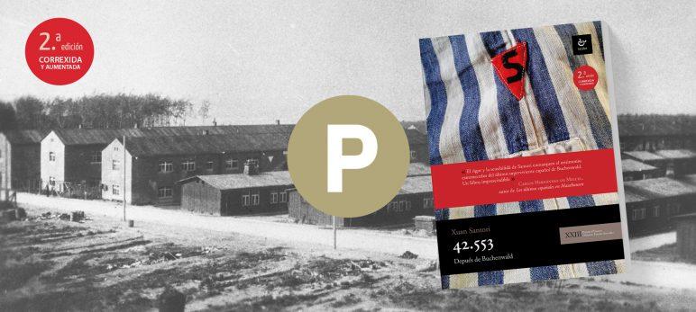 Presentación en Piedras Blancas de «42.553. Depués de Buchenwald»