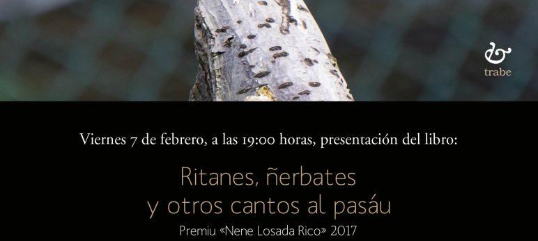 Presentación de «Ritanes, ñerbatesy otros cantos al pasáu» de Armando Vega