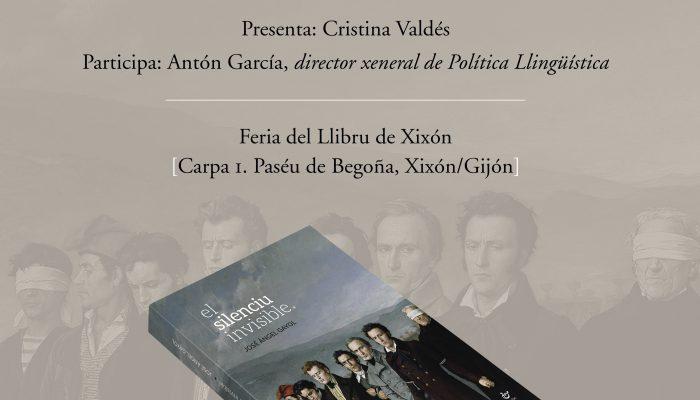 Presentación d'«El silenciu invisible» de José Ángel Gayol