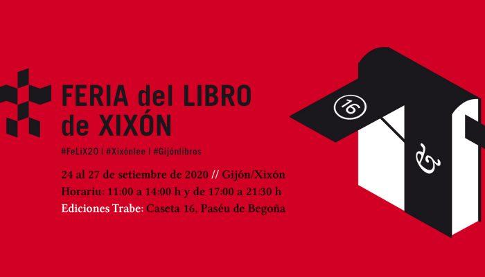 Feria del Llibru de Xixón 2020 :: FeLiX20