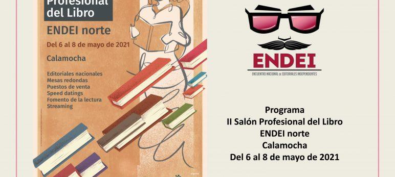 Ediciones Trabe invitada al II Salón Profesional del Libro ENDEI Norte