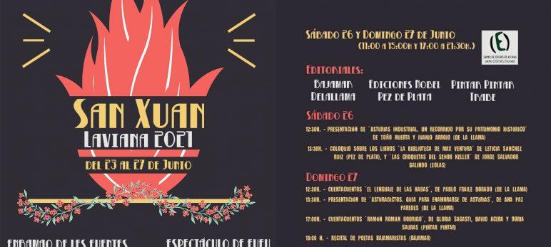 Feria del Libro de Laviana