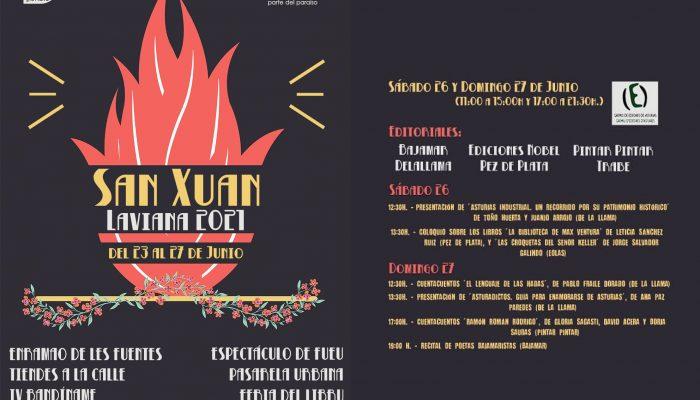 Feria del Llibru de Llaviana 2021