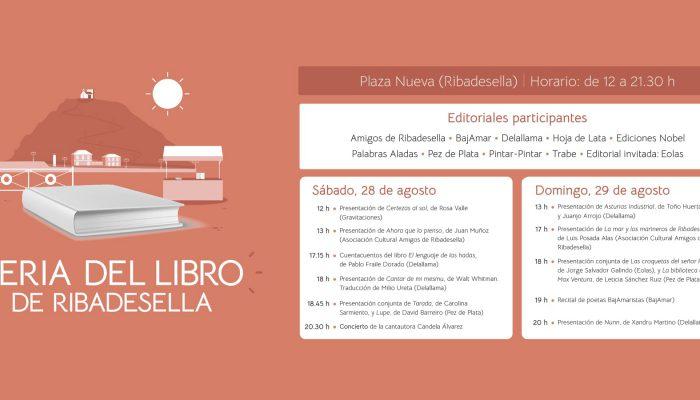 Feria del Libro de Ribadesella 2021